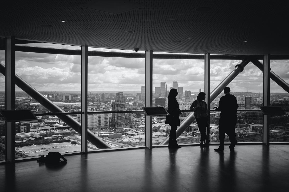 Broker ubezpieczeniowy - spotkanie biznesowe